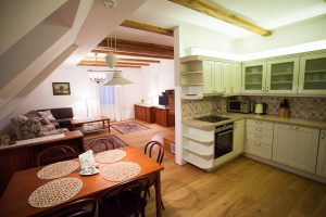 Luxurious accommodation at Golden Prague Resort Salabka