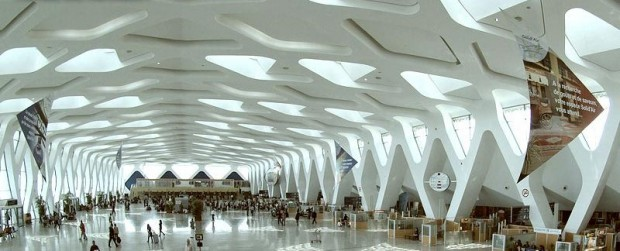 Inside the new terminal