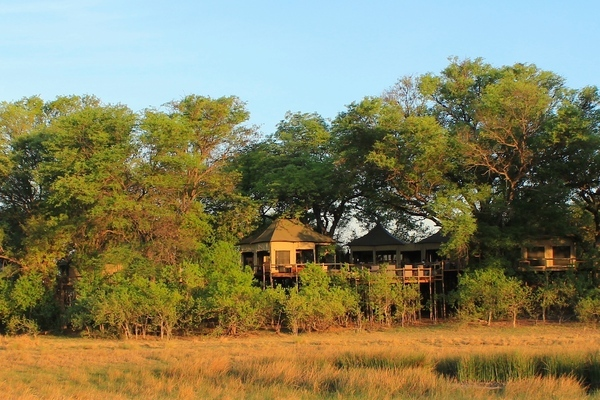 African Monarch Nambwa Tented Lodge