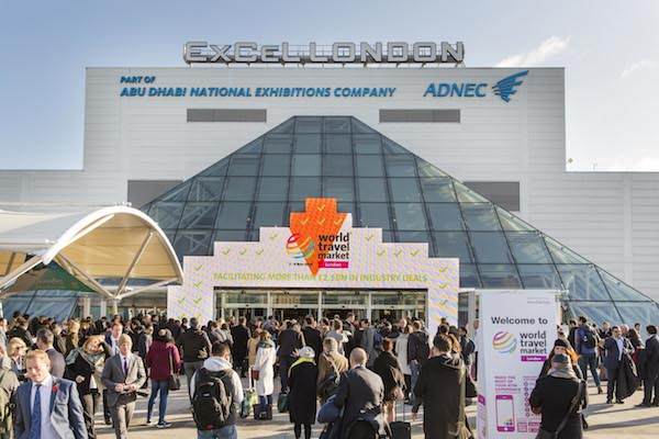 A busy first day at WTM London 2016