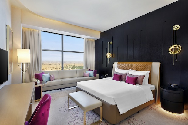 AlRayyan Doha Deluxe King Room