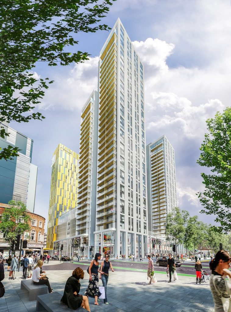 How Hilton Woking will look