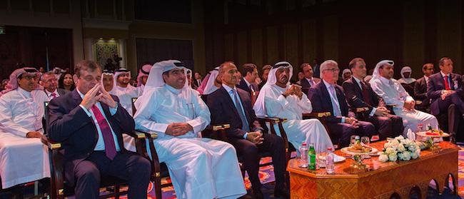 Delegates at last year's AHIC