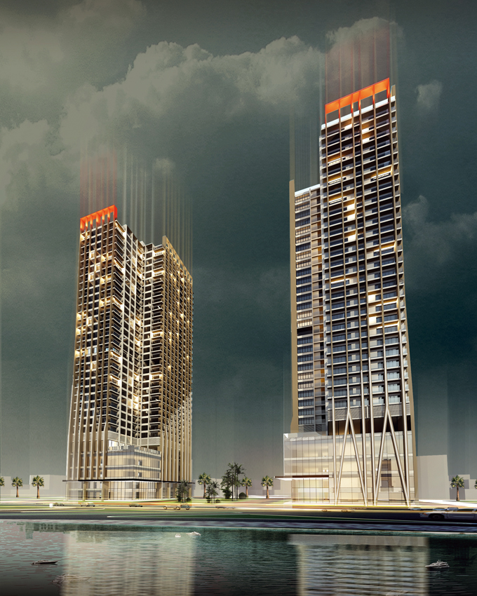The Mövenpick Hotel & Residences Han River, Danang will sit on the banks of the Han River