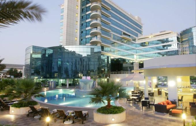Millennium Airport Hotel Dubai