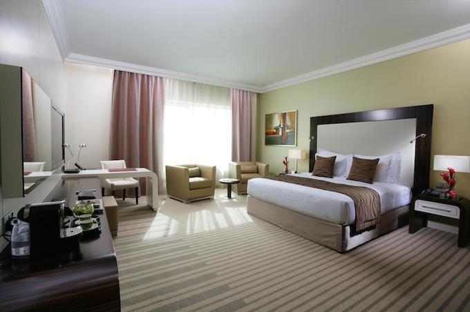Room at Coral Dubai Al Barsha Hotel