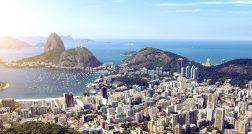 Rio de Janeiro and Pao de Acucar